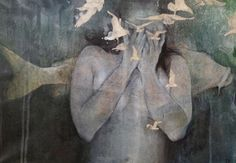 Paintings by Tifenn Python: Rêverie, March 6-March 28 at Ghostprint Gallery, (Richmond, VA)