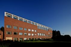 Image 8 of 24 from gallery of AD Classics: Jyvaskyla University / Alvar Aalto. Photograph by Nico Saieh