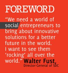 Social Entrepreneurs #ynnovate