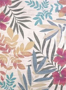 Delectably-Yours.com Modern Textures Sea Garden Tropical Rug Collection by United Weavers  #DelectablyYours Tropical Area Rugs & Decor