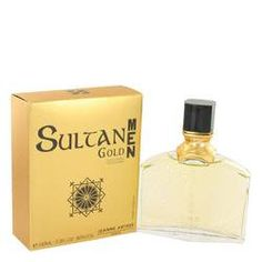 Sultane Gold Eau De Toilette Spray By Jeanne Arthes