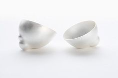 By Li-Sheng Cheng. Chasing and repoussé (an incised and relief process), Silver.