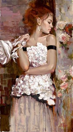 Oil on Canvas by Irene Sheri