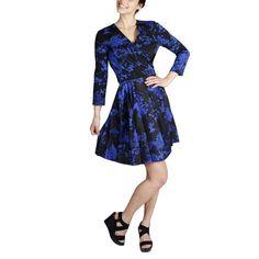 Diane Von Furstenberg Women\'s Silk Wrap Style Dress (25,775 INR) ❤ liked on Polyvore featuring dresses, white 3 4 sleeve dress, 3/4 sleeve wrap dress, diane von furstenberg dress, white a line dress and silk wrap dress