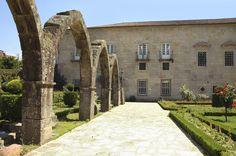 Visiting Braga, a historic city in Portugal.
