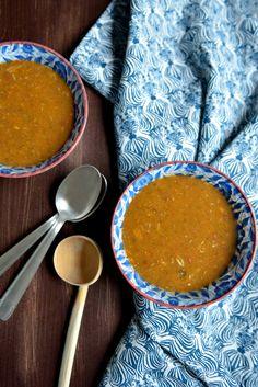 Soupe marocaine : Harira - Safran Gourmand