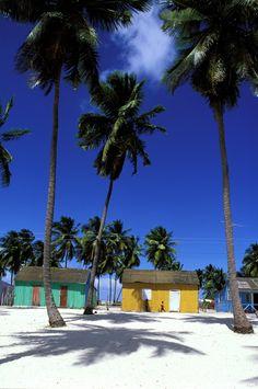 Dominican Republic, Saona island, Mano Juan village