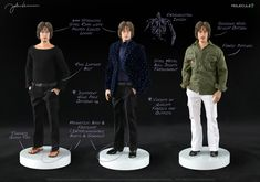 MOLECULE 8, UNDER LICENSE WITH EPIC RIGHTS AND YOKO ONO LENNON, ANNOUNCE THE LAUNCH OF A JOHN LENNON LINE OF FIGURINES
