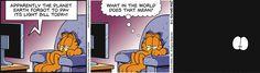 Garfield Comic Strip, July 05, 2016     on GoComics.com