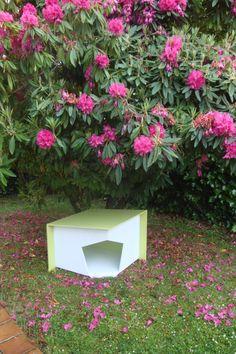 Perfecta para tu moderno jardín.