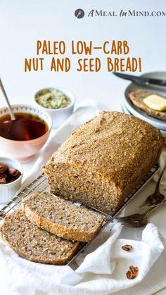 Gluten Free Recipes For Kids, Gluten Free Recipes For Breakfast, Best Dessert Recipes, Paleo Recipes, Low Carb Recipes, Baking Recipes, Gluten Free Breakfasts, Low Carb Desserts, Sweet Desserts