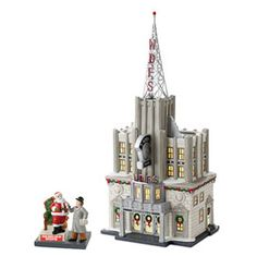 """Department 56: Product Search Results - """"WDFS Radio"""""""