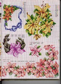 Love the bottom right. Cross Stitch Geometric, Cross Stitch Heart, Cute Cross Stitch, Cross Stitch Borders, Cross Stitch Flowers, Cross Stitching, Cross Stitch Embroidery, Cross Stitch Patterns, Hand Embroidery Designs