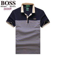 Hugo Boss Polos T-Shirts, Short Sleeve Cotton Tops, Brand Shop 28 Hugo Boos, Moda Junior, Camisa Polo, Polo Shirt, T Shirt, Pyjamas, Boss, Mens Tops, Stuff To Buy