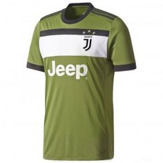 Juventus 2017-18 Season Third Juve Shirt Jersey [K740]