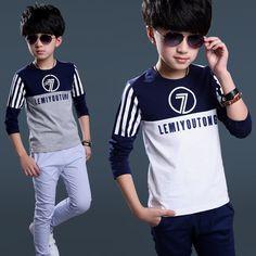 image Mens Polo T Shirts, Boys T Shirts, Boys Tracksuits, T Shirt Factory, Baby Boy Dress, Shirt Print Design, Camisa Polo, Stylish Kids, Kids Sports