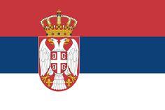 7e52980fc1 Belgrado is de hoofdstad van Servie. Servie behoorde tot de geallieerden  Serbian Flag