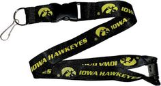 University of Iowa Lanyard