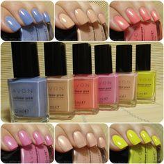 AVON nailwear pro+