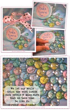Thoughtful Gifts : Take Time To Jar by Amanda Oaks, via Flickr