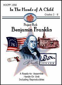 Benjamin Franklin Unit Study Part 1  http://diyhomeschooler.com/free-history-studies-benjamin-franklin-part-1/