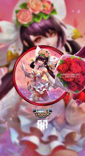 Dark as Night: MLBB | Layla Miya Mobile Legends, Play Hacks, Mobile Legend Wallpaper, Valentines, Dark, Night, Anime, Valentine's Day Diy, Valentines Day
