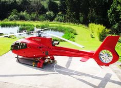 EC130 Helicopter in perfect condition with very low hours £1,295,000