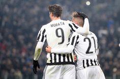 Morata and Dybala my loves