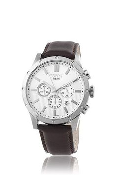 Impac Brown Chrono