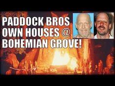 Paddock Brothers Linked to Bohemian Grove - Las Vegas Shooting - Part 78