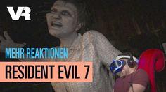 """Resident Evil 7 Biohazard: Schreien """"wie ein Mädchen"""" - neue VR-Reactions"""