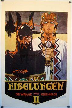 """""""Die Nibelungen: Kriemhilds Rache (Kriemhild's Revenge)"""", directed by Fritz Lang, 1924"""