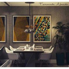 Dinner time...  #archlovers #arquitetura #decoração #designinteriores #decor #decorate #decorating #decorlovers #interiores #fernanndaarquiteta #belohorizonte #madeira #wood #home #arquiteto #architecture #design