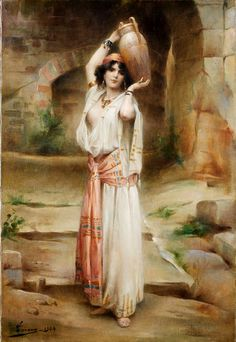 Paintings of Spring: The Water Carrier