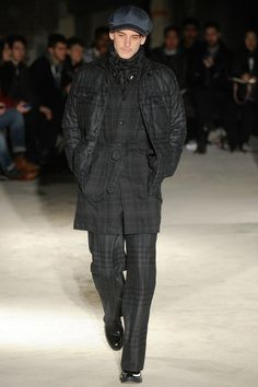 N.Hoolywood   Fall 2014 Menswear Collection   Style.com