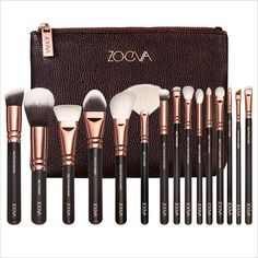 BRAND NEW 15pcs Zoeva Make Up Brush Set with Bag Perfect for Home or Professional Use LIMITED SALE PRICE!! Super Fast Shipping First class shipping with Trackng numbers USPS First Class. DESCRIPTION Brand New 15pcs Zoeva Brush Set with ba...