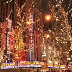 radio city music hall where the rockettes preform nyc new york city - How Long Is The Radio City Christmas Show