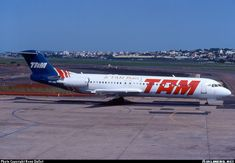 Fokker 100 (F-28-0100) - TAM | Aviation Photo #0184744 | Airliners.net
