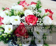 Sposi a Maggio: quali fiori scegliere