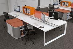Monorail Workstation by Australian Workstation Manufacturers http://www.geca.org.au/products/all/2352/