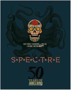007 Spectre fan art