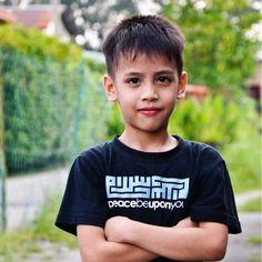 Kufi Kiz Tshirt  #budaksekolah  #barubelajar #kufikid #kufikiz #cikgusekolah #anakmamapapa  #anakjantan  #anakpapa by ezrilhazami