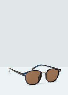 Metal bridge sunglasses   MANGO MAN Mango Sale, Mirrored Sunglasses, Mens Sunglasses, Bridge, Metal, Pasta, Accessories, Philippines, Frame