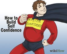 How to #Build #Self #Confidence