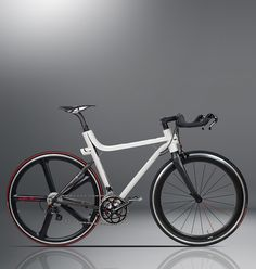 4C IFD Bicycle by Alfa Romeo