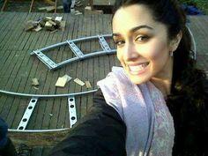 Shraddha Kapoor : Shraddha Kapoor New Selfie