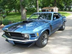 1970 Ford Mustang Boss Price - $58,500 Location - , Illinois