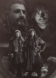 """And Fili and Kili! May your memory never fade!"""
