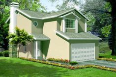 House Plan 1-1069