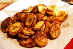 Gluten Free Cinnamon Plantains Recipe